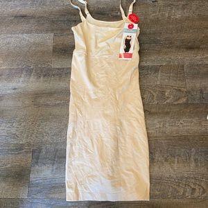 Marilyn Monroe Nude Shapewear Dress Slip Tank